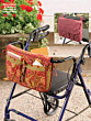 KwikSew 3927 Draagtassen voor op een rolstoel of een rollator