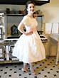 Sense and Sensibility - 1958 Ladies' Party Dress