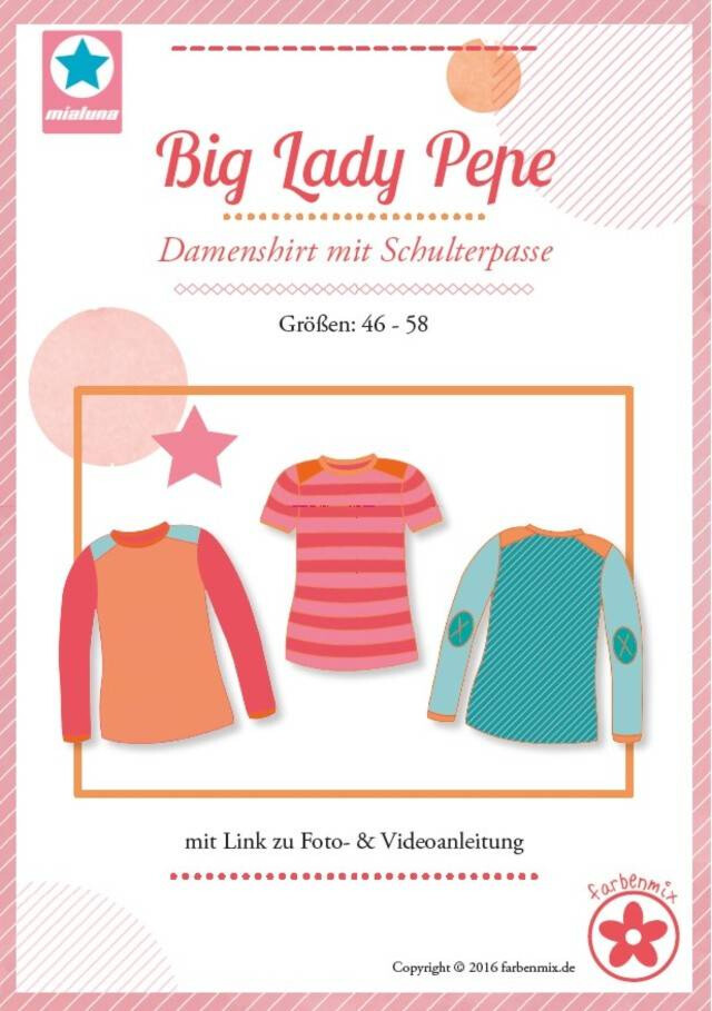 Farbenmix Big Lady Pepe