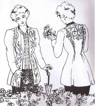 Sense and Sensibility - Edwardian Walking Jacket