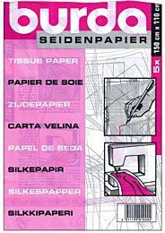 Burda - zijdepapier
