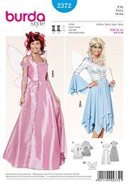 Burda - 2372 jurk