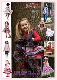 MaMu Design Arabella, jurk, tuniek, ballontuniek