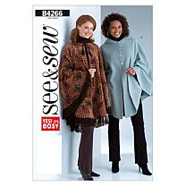 Butterick See & Sew - B4266