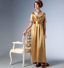Butterick - B6190 Historisch kostuum - Jurk