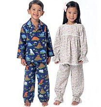 Butterick - B6268 Pyjama