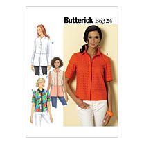 Butterick - B6324