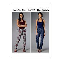 Butterick 6327
