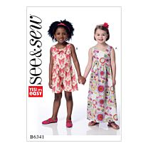 Butterick See & Sew 6341