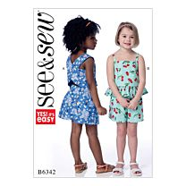 Butterick See & Sew 6342