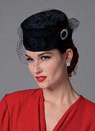 Butterick - B6397 Dames hoeden