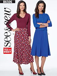 Butterick See & Sew - 6506