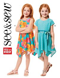Butterick See & Sew 6539