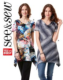 Butterick See & Sew 6576