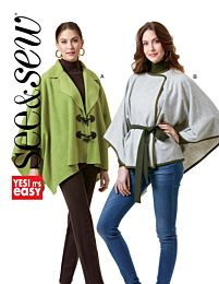 Butterick See & Sew - B6580