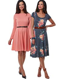Butterick See & Sew - B6614