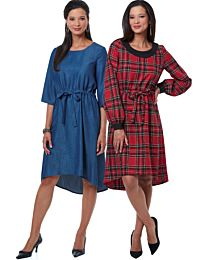 Butterick See & Sew - B6615