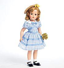 Butterick 5864 Vintage poppenkleertjes