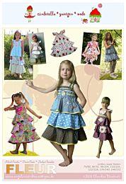 Cinderella Zwergenmode Fleur jurk en tuniek