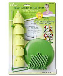 Clover Stack 'n Stitch Thread Tower