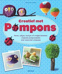 Creatief met pompons. ISBN 9789044737431