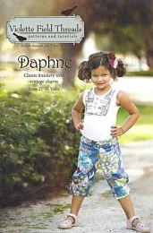 Violette Field Threads Daphne Klassieke driekwart broek