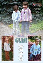 Mamu Design - ELIA *zwart-wit*