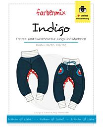 Farbenmix INDIGO