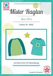 Farbenmix Mister Raglan
