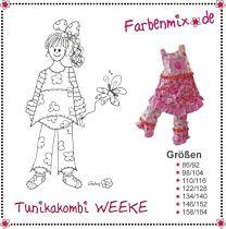 Farbenmix Weeke tuniek