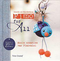Fimo for all, mooie creaties van fimo-klei 9789043914949