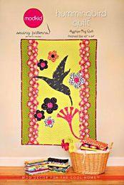 Modkid - Hummingbird quilt