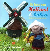 Ik hou van Holland en haken ISBN 9789058773678