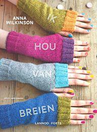 Ik hou van breien ISBN 9789077437025