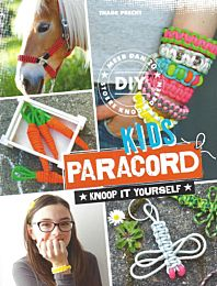 Kids paracord knoop it yourself, Thade Precht, Kosmos Uitgevers, Tirion Creatief, ISBN 9789043917919