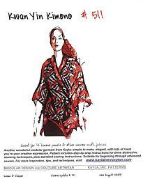 Kayla Kennington 511 Kwan Yin Kimono