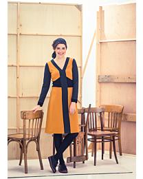 Knipmode 0119 - 12 jurk