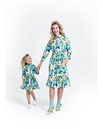Knipmode maart 2019 - jurk 9 Mini Me