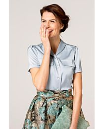 Knipmode 0419 - 29 blouse