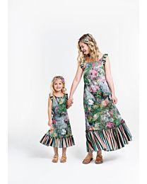 Knipmode 0719 - 1 jurk