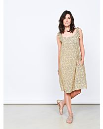 Knipmode 0719 - 2 jurk