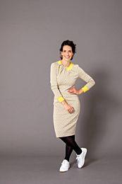 knipmode oktober 2019 - jurk 15