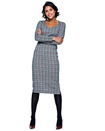 Knipmode 0120 - 3 jurk
