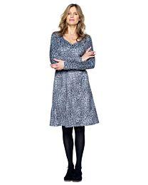 Knipmode 0120 - 4 jurk