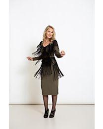 Knipmode 0120 - 5 jurk