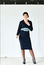 knipmode 0220 - 5 jurk