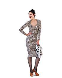 Knipmode 0919 - 20 jurk