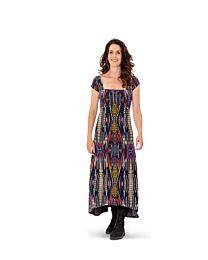 Knipmode 0919 - 5 jurk