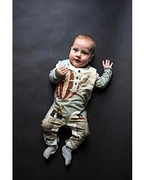 Knippie 0619 - 2 babypakje