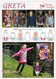 MaMu Design Greta sweatshirt